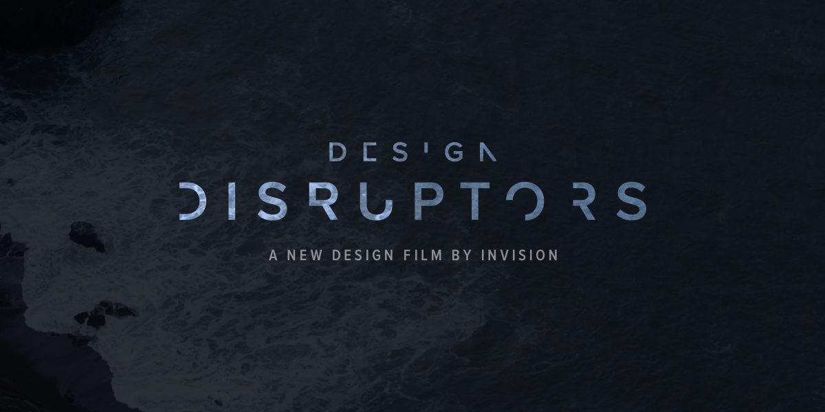 Design Disruptors + Design Banter